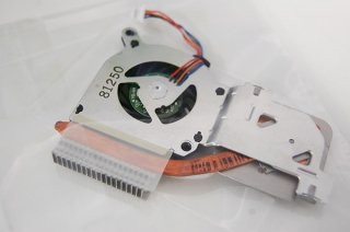 中古 東芝 dynabook SS RX1 交換用CPU冷却ファン(ヒートシンク付き)