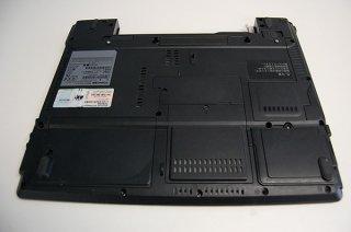 中古 東芝 dynabook Satellite T20 160C/5用 裏面カバー