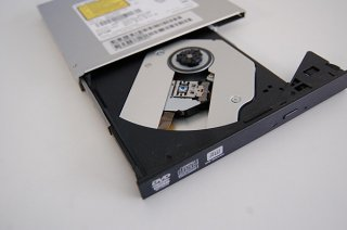 中古 東芝 dynabook Satellite B450/B DVDスーパーマルチドライブ No.0104