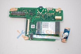 中古 東芝 dynabook KIRA V832/28HS USB/イヤホン/SDカード基盤(ケーブル付)
