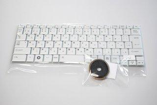 新品(テープ付)東芝 dynabook SS RX1 RX2 NX76シリーズ 交換用キーボード(シルバー)No.210501-2