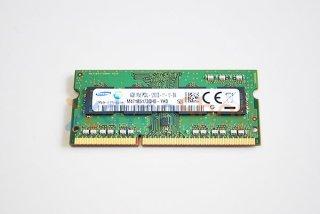 中古美品 サムスン製 東芝 dynabook B45 B55 増設メモリ 4GB PC3L-12800 No.0204-1