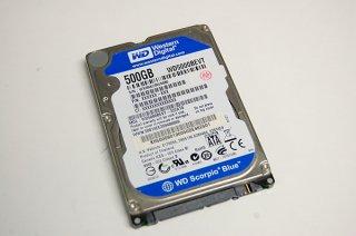 500GB 中古 東芝 Satellite B35/R B35/M B554/K B554/M 交換用互換ハードディスク(2)