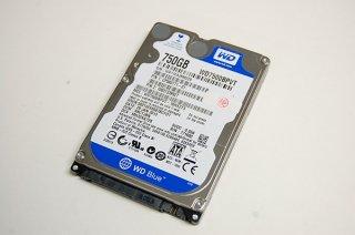 750GB 中古 東芝 dynabook Satellite T772 T551 シリーズ 交換用ハードディスク(4)