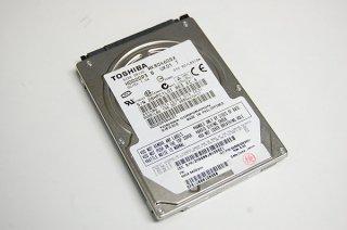 80GB 中古 東芝 Satellite J60 J61 J62 J70 J71 J72シリーズ 交換用ハードディスク(18)