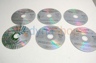 処分品 windows Vista 中古 東芝 Satellite J72/K22シリーズ リカバリーメディア