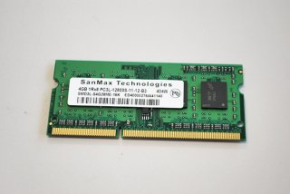 中古 SAMSUNG製 東芝 dynabook AZ15/VB シリーズ 増設メモリ 4GB PC3L-12800