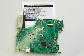 中古 東芝 東芝 Satellite B453/J 用 マザーボード(CPU付)No.0426