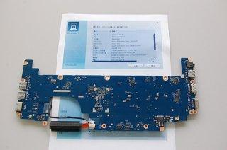 中古 東芝 dynabook R63/P用 マザーボード(CPU Core-i5-5200U付き)No.0504