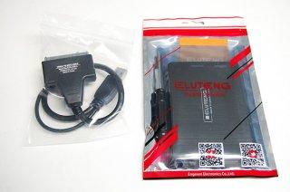 新品 SSDデータ抽出ツール R634 R63シリーズ KIRAシリーズ mSATA用 USB外付けツール