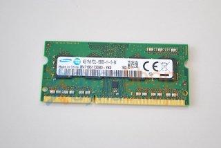 中古 SAMSUNG製 東芝 dynabook B35 B45 B55 増設メモリ 4GB PC3L-12800(B11)