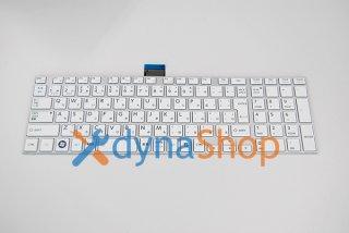 新品 バルク 東芝 dynabook T652 T752 T852 シリーズ 交換用キーボード(シルバーホワイト)No.210224-6