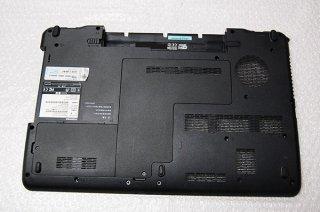 中古美品 東芝 dynabook Satellite T571/W3TD シリーズ ボトムカバー