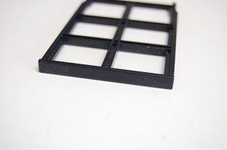 中古 東芝 dynabook Satellite 用 PCカードスロット ダミーカード(ブラック)