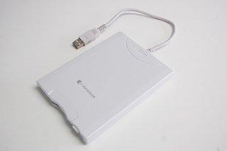 中古 東芝 dynabook 3.5 2モードフロッピーディスクドライブ PA2680U-2FDD