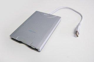 中古 東芝 dynabook 3.5 フロッピーディスクドライブ PA2680U
