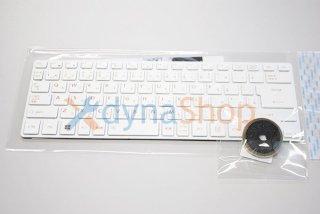 新品 バルク 東芝 dynabook R734 R73シリーズ 交換用キーボード(プレシャスホワイト)