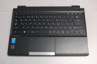 中古美品 東芝 dynabook R734/E26KR シリーズ 用 キーボードベゼル(パームレスト)