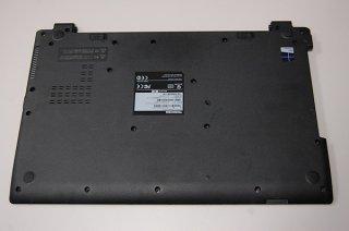 中古 東芝 dynabook Satellite R35/P 用 ボトムカバー(ライセンスマークあり)No.0218