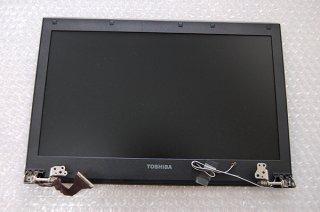中古美品 東芝 dynabook R741/E 用 液晶パネル(LCDカバー/天板/無線アンテナ付)