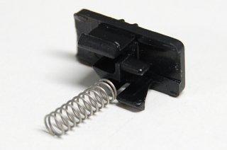 中古 東芝 dynabook R731 R732 シリーズ バッテリーリリースラッチ(左 バネ付き)No.210215-18