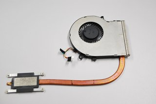 中古 東芝 dynabook T45/TW シリーズ 交換用CPU冷却ファン(シリコン付き)
