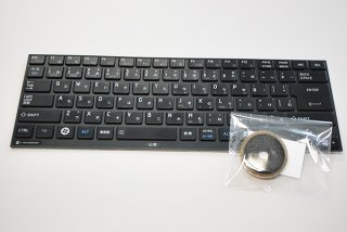 中古美品 東芝 dynabook RX3 R730 R731 R732シリーズ 交換用キーボード