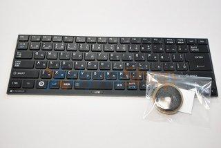 中古美品 東芝 dynabook R730 R731 R732シリーズ 交換用キーボード No.210308-6