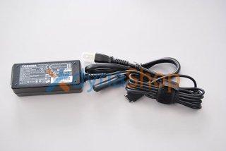 新品 純正 東芝製 dynabook KIRA L93シリーズ 用 ACアダプター(3ピン角型)No.210305-1