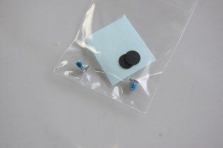 中古 東芝 dynabook AZ15/VB 液晶フレーム 固定ネジシール(2本セット)