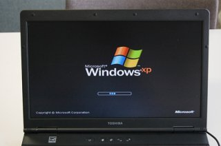 中古 東芝 Satellite L36 220C windows XP Pro No.0605-2