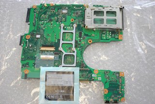 中古 東芝 Satellite B452/G マザーボード(CPU付き)No.0606-4