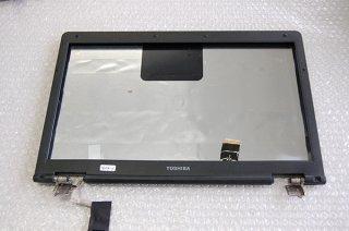 中古 東芝 Satellite B451/E シリーズ 液晶カバー(LCDカバー/天板)No.0604-1