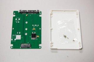 dynabook SSD 拡張キット - M.2 SSD +2.5インチ SATA 変換 ケース