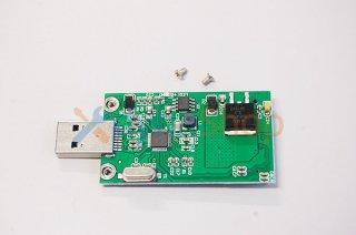 新品 バルク mSATA SSD USB変換アダプターUSB3.0 ノートPC用