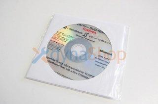 処分品(未開封)windows7 Pro 東芝 dynabook RX2 RX2L シリーズ リカバリーメディア