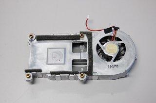 中古 東芝 Satellite 1870 SA180P/5Xシリーズ 交換用冷却CPUファン