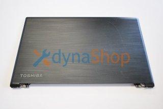 中古 東芝 dynabook B35/R シリーズ 用 液晶カバー wi-fiアンテナ付 ヒンジ金具付きNo.1026