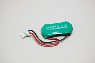 中古 東芝 Dynabook Portege 3410 シリーズ CMOSバッテリー(電池)