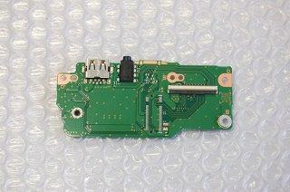 中古美品 東芝 dynabook UZ63/J シリーズ USBボード イヤホン No.1026