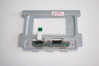 中古 東芝 Satellite B450 B451 B452 B550 B551 B552用マウスパット制御ボード No.210923-5