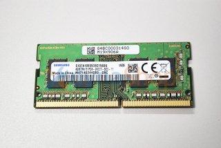 中古美品 東芝 dynabook B45/M シリーズ 増設メモリ用モジュール 4GB PC4-19200 No.0224