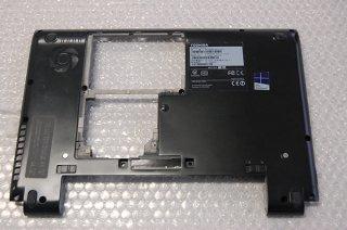 中古 東芝 dynabook R734/M シリーズ 用 ボトムカバー(非ドライブモデル)No.0412-6
