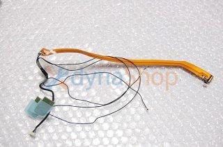 中古 東芝 dynabook VZ72 VZ62 V72 V62 VC72 VC62 シリーズ wi-fiアンテナ webカメラケーブル No.0414