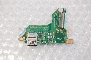 中古 東芝 dynabook VZ62 V62 VC62 シリーズ USB スイッチボード No.0415-2