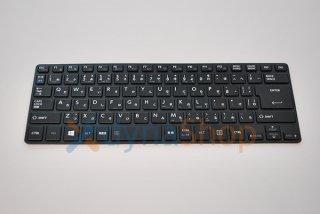 新品(テープ付)東芝 dynabook R734 R73/37 R73/38シリーズ 交換用キーボード/ブラック No.210430-12