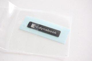 中古 東芝  dynabook R631 R632 シリーズ キーボードデザイン dynabook シール