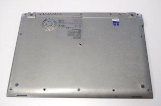 訳あり 中古 東芝 dynabook R632/G シリーズ  裏カバー アルティメットシルバー No.0518-3