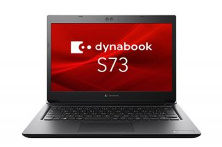Dynabook inc 新品未開封 dynabook S73/DP Core i3-8130U 2.20GHz 8GB 256GB_SSD