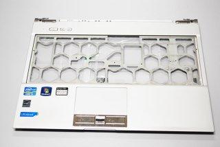 中古美品 東芝 dynabook R632/28FK シリーズ  キーボードベゼル シャンパンゴールド No.0608